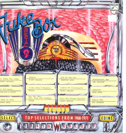 Albumcover Juke Box Special - Juke Box Special Vol.9, Top Selections From 1968 - 1971