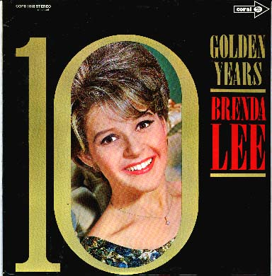 Albumcover Brenda Lee - 10 Golden Years