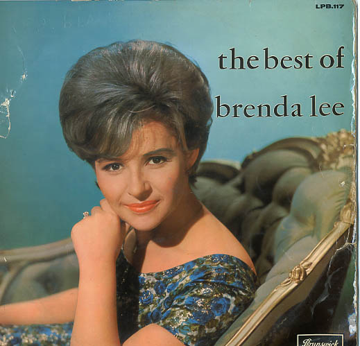 Albumcover Brenda Lee - The Best of Brenda Lee