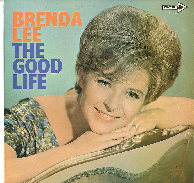 Albumcover Brenda Lee - The Good Life