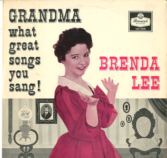 Albumcover Brenda Lee - Grandma What Great Songs You Sang