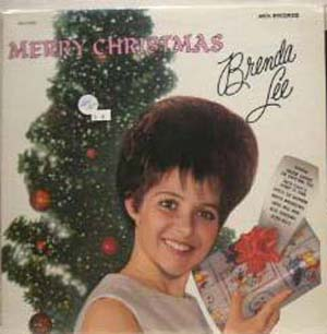 Albumcover Brenda Lee - Merry Christmas