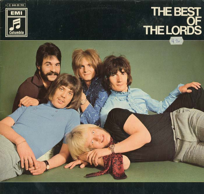 Albumcover The Lords - The Best Of The Lords