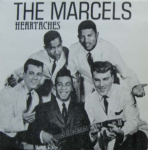 The Marcels - Allright Okay You Win