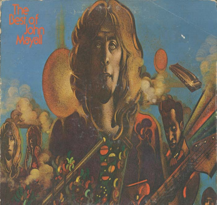 Albumcover John Mayall - The Best Of John Mayall (DLP)
