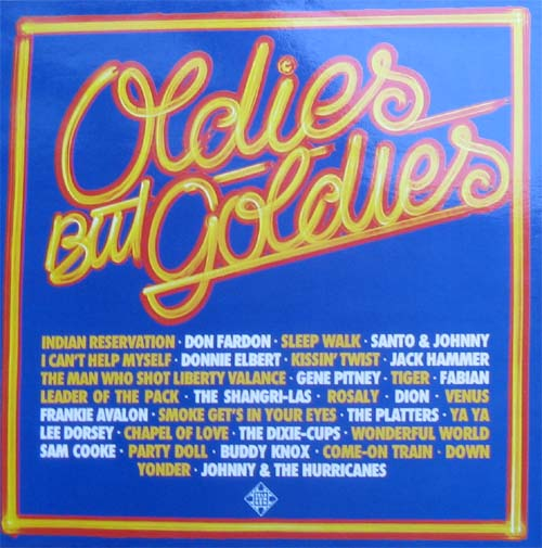 Albumcover Oldies but Goldies - Oldies But Goldies (6.23410)