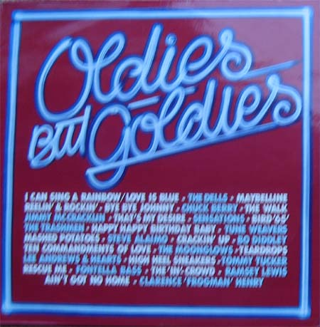Albumcover Oldies but Goldies - Oldies But Goldies (6.24403)