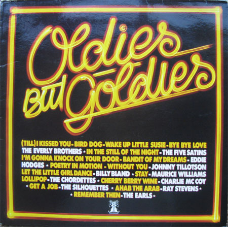 Albumcover Oldies but Goldies - Oldies but Goldies