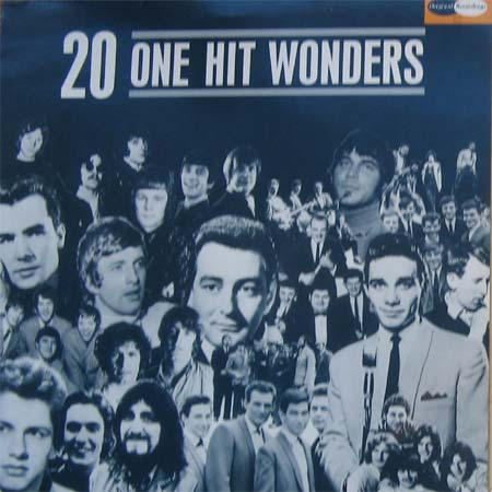 Albumcover Various GB-Artists - 20 One Hit Wonders