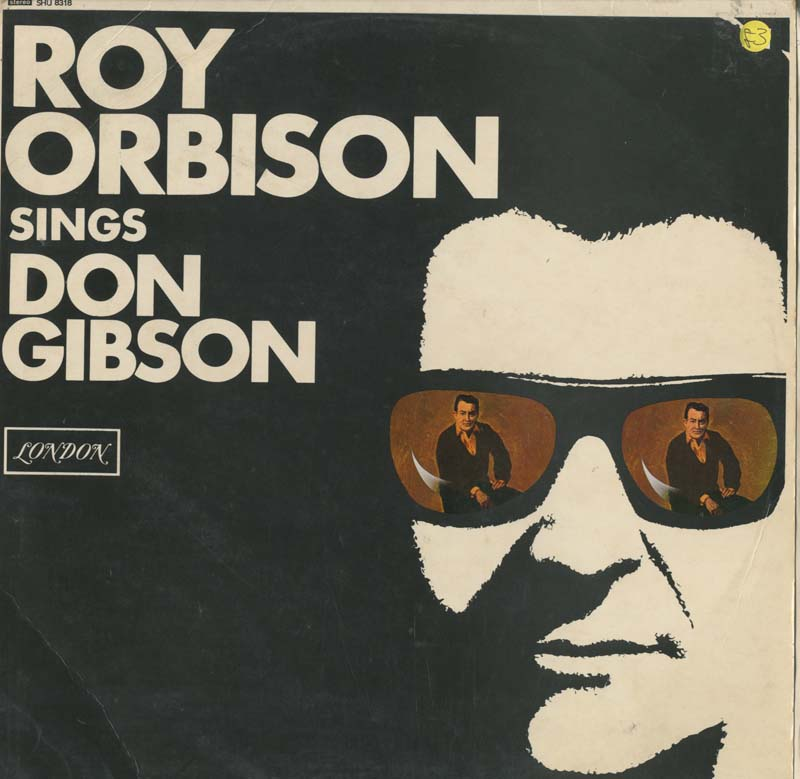 Albumcover Roy Orbison - Roy Orbison Sings Don Gibson