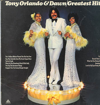 Albumcover Dawn (feat. Tony Orlando) - Greatest Hits
