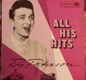 Albumcover Ray Peterson - All His Hits