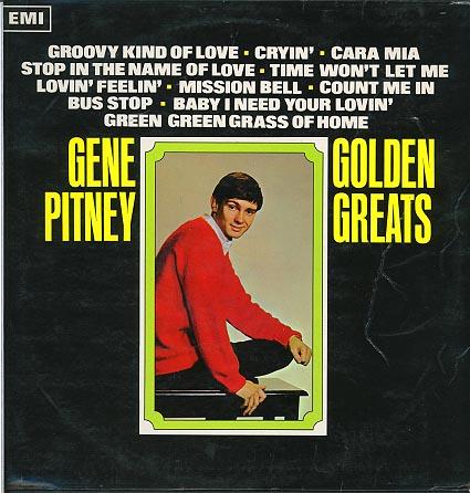 Herberts Oldiesammlung Secondhand Lps Gene Pitney Golden