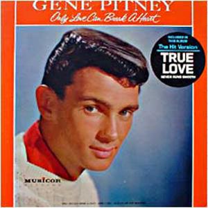 Herberts Oldiesammlung Secondhand Lps Gene Pitney Only