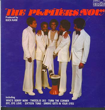 Albumcover The Platters - The Platters Now