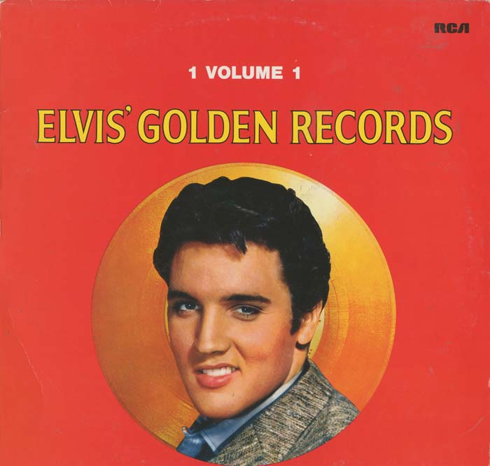 Albumcover Elvis Presley - Elvis´ Golden Records Vol. 1