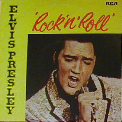 Albumcover Elvis Presley - Rock´n´Roll - presley_elvis_rock_roll