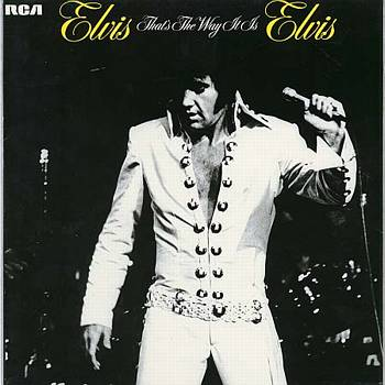 Albumcover Elvis Presley - That´ s  The Way It Is