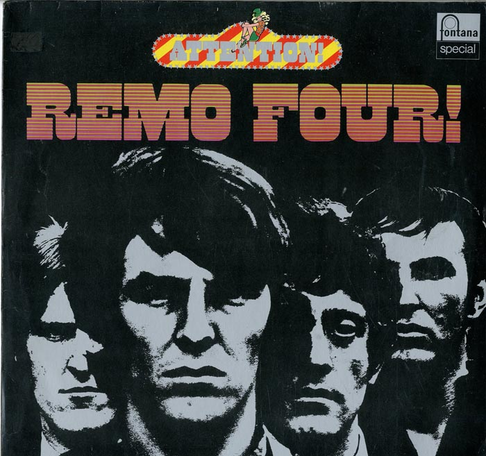 Albumcover The Remo Four - Remo Four ! (Attention)