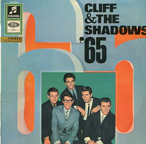 Albumcover Cliff Richard - Cliff ´65