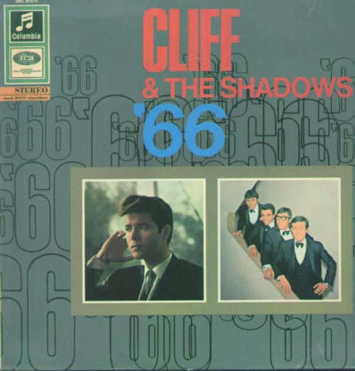 Albumcover Cliff Richard - Cliff ´66