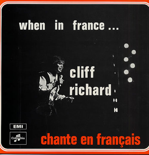 Albumcover Cliff Richard - When In France