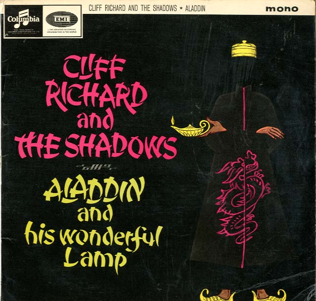 Albumcover Cliff Richard - Aladdin And His Wonderful Lamp