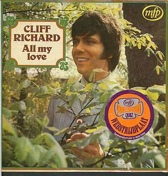 Albumcover Cliff Richard - All My Love
