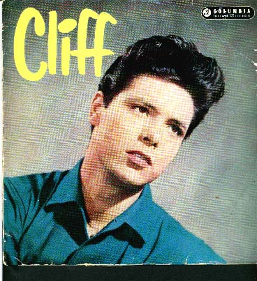 Albumcover Cliff Richard - Cliff
