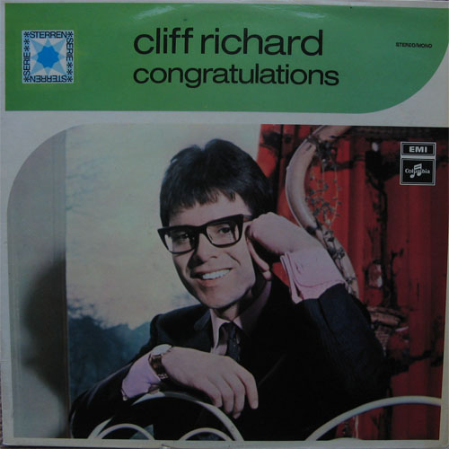 Albumcover Cliff Richard - Congratulations to Cliff