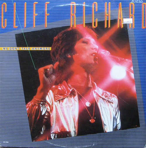 Albumcover Cliff Richard - We Dont Talk Anymore