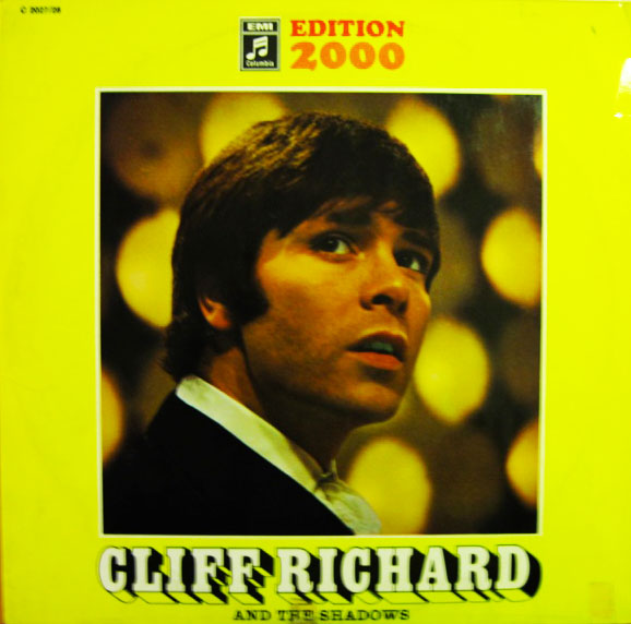 Albumcover Cliff Richard - Edition 2000 (DLP)