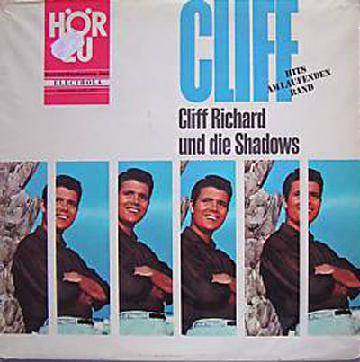 Albumcover Cliff Richard - Cliff - Hits am laufenden Band