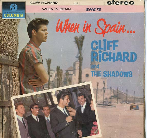 Albumcover Cliff Richard - When In Spain ...