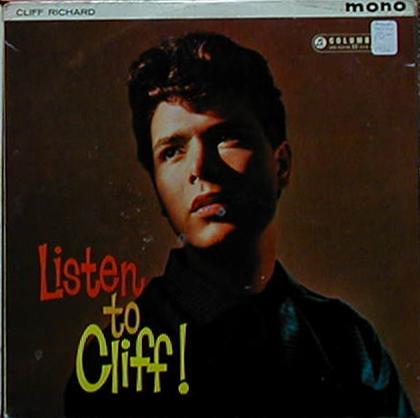 Albumcover Cliff Richard - Listen to Cliff