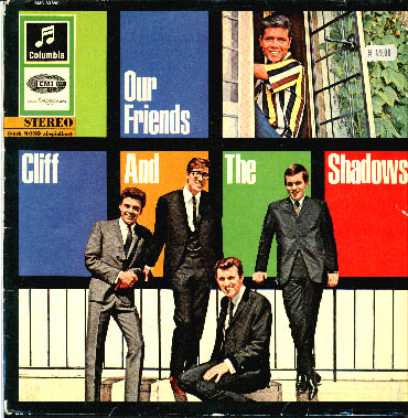 Albumcover Cliff Richard - Our Friends