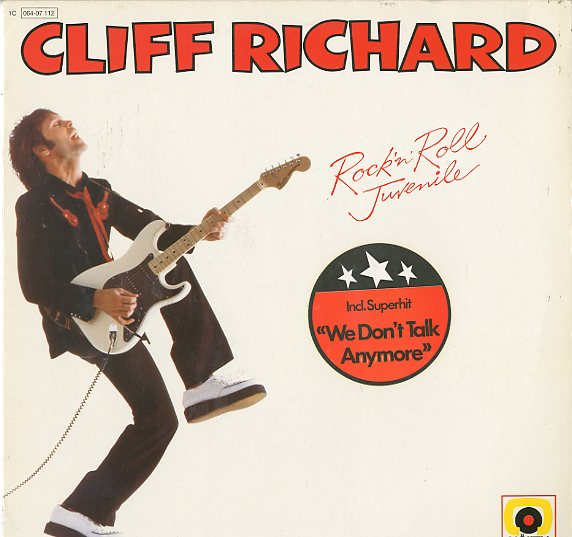 Albumcover Cliff Richard - Rock´n´Roll Juvenile