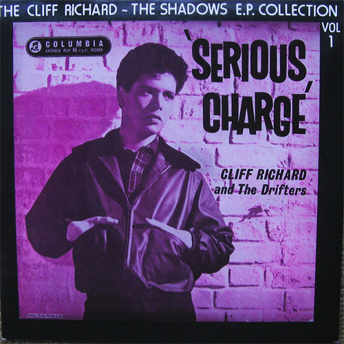 Albumcover Cliff Richard - Serious Charge (Maxi EP)