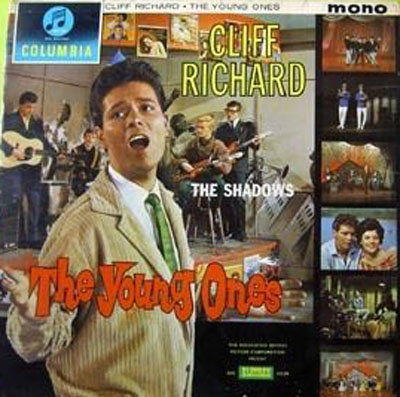 Albumcover Cliff Richard - Wonderful To Be Young - Original Soundtrack