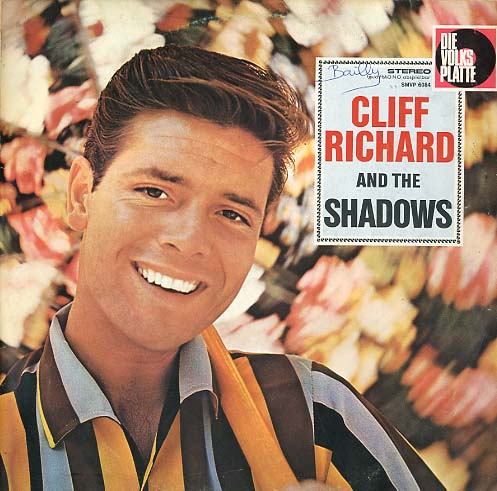 Albumcover Cliff Richard - Cliff Richard And The Shadows (Volksplatte)