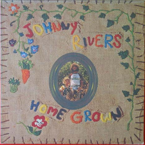 Albumcover Johnny Rivers - Homegrown