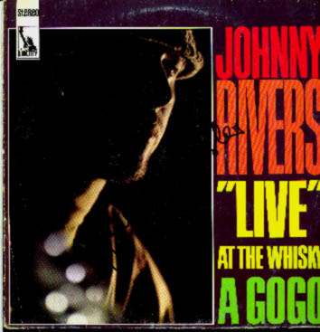 Albumcover Johnny Rivers -