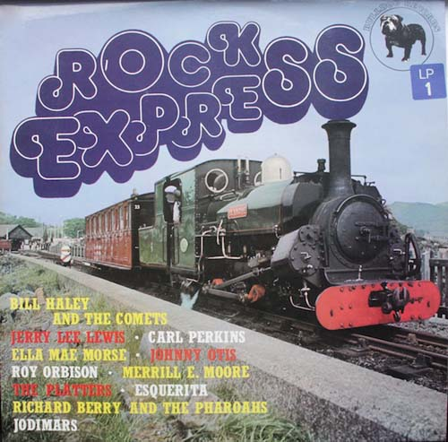 Albumcover Various Artists of the 60s - Rock Express
