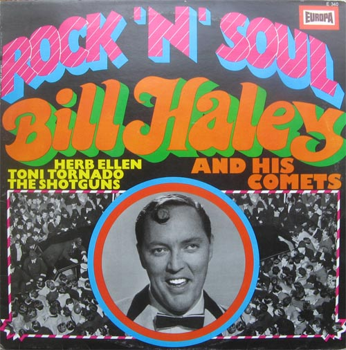 Albumcover Various Artists of the 60s - Rock´n´Soul