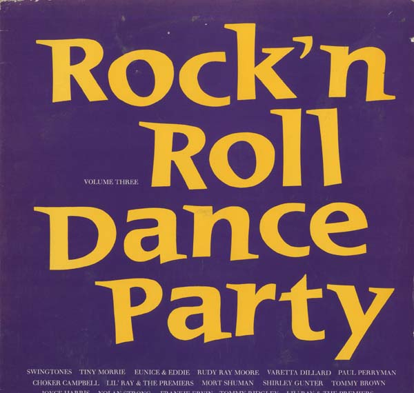 Albumcover Various Artists of the 60s - Rock and Roll Dance Party Volume Three