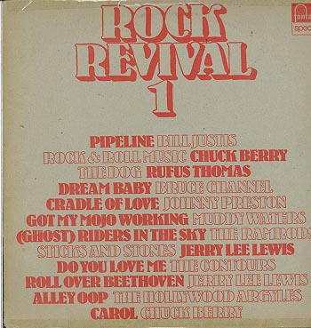 Albumcover Rock Revival - Rock Revival 1