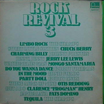 Albumcover Rock Revival - Rock Revival 3
