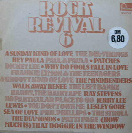 Albumcover Rock Revival - Rock Revival 6