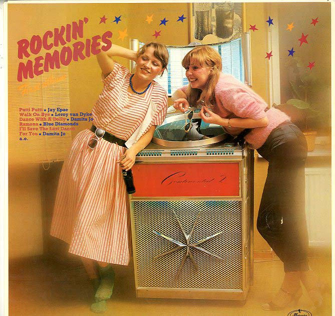 Albumcover Various Artists of the 60s - Rockin Memories (DLP)