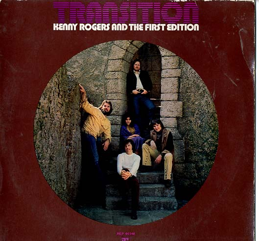 Albumcover Kenny Rogers and the First Edition - Transition
